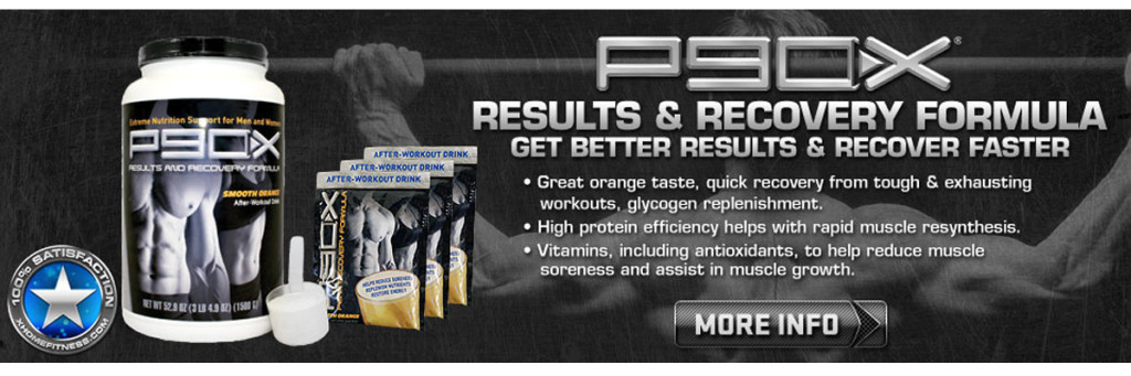 P90X recovery drink review