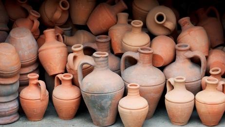 From Empty Vessels To Abundance