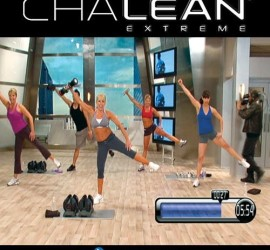 ChaLean Extreme Burn Circuit 1 Review