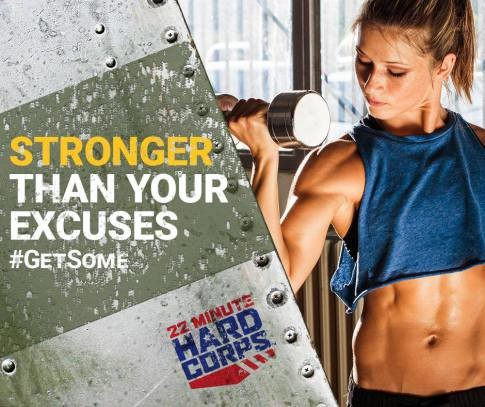 22 Minute Hard Corps Equipment - P413Life com