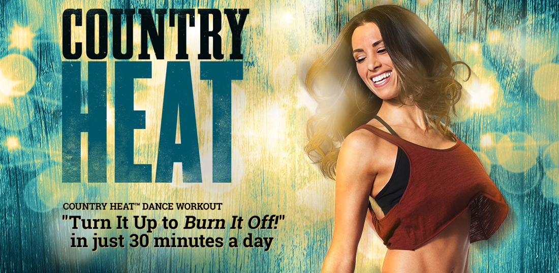 Country Heat workout